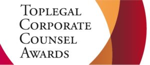 Omnia è sponsor dei Toplegal Corporate Counsel Awards
